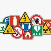Veiligheid stickers