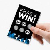 Kraskaarten ontwerpen en laten maken