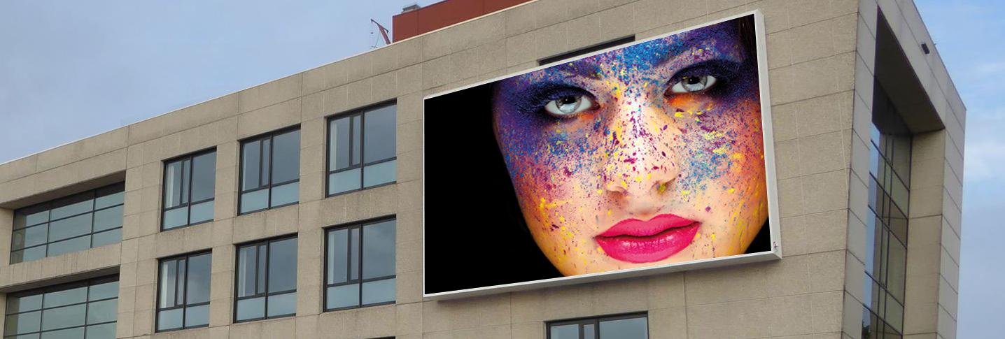 LED reclame scherm kopen