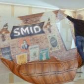 Vervangbare Wand- en Muurdecoratie