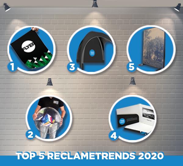 Top 5 reclametrends voor 2020
