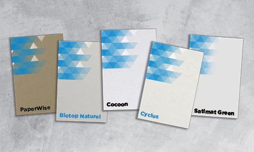 5 duurzame papiersoorten: verduurzaam uw drukwerk!