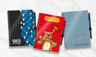 Uitwisbare notitieboekjes 3.0