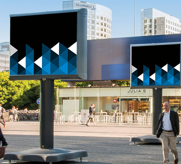 Trotter Mobiele Billboards