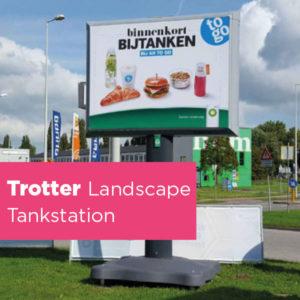 Trotter Landscape Tankstation